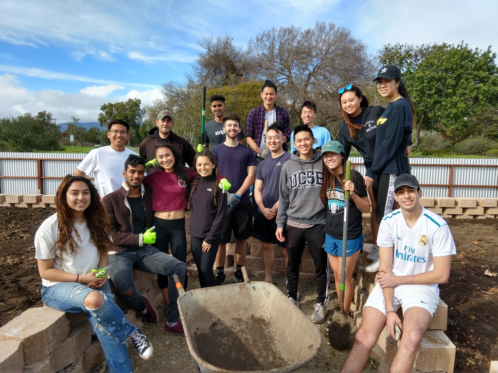 Planting UCSB's Edible Campus