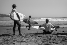 Rincon Classic's South Coast Surf