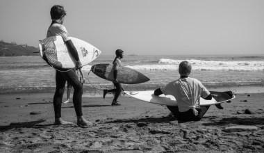 Rincon Classic's South Coast Surf