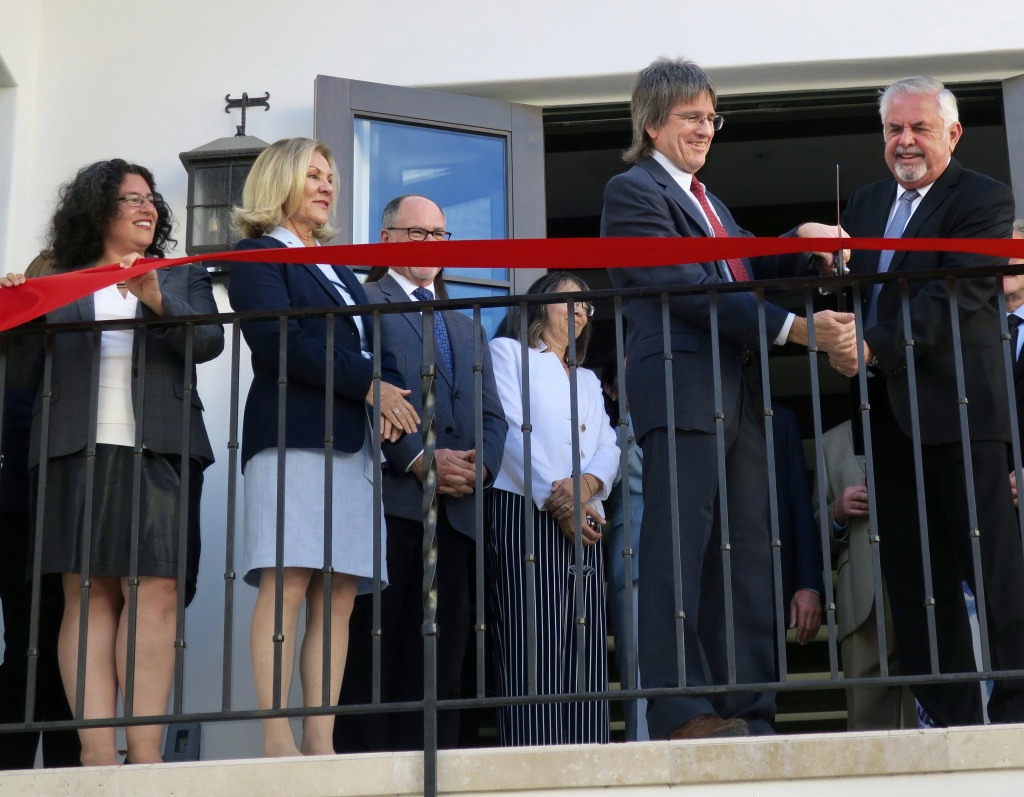 Montecito's Villas at Olive Mill Project Opens