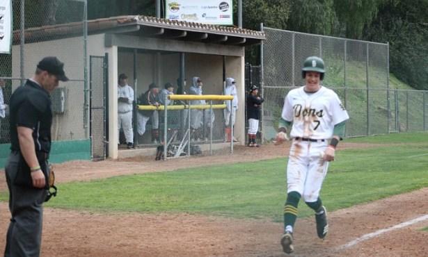 Santa Barbara Scores Eight Unanswered Runs in 15-7 Victory Over Santa Ynez