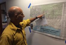 County Fire Spokesperson Capt. Dave Zaniboni Retiring