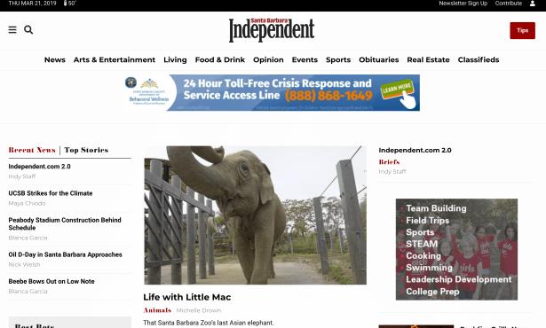 Independent.com 2.0