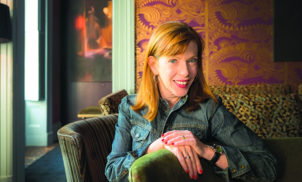 Susan Orlean Talks 'The Library Book'