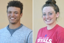 Athletes of the Week: Anthony Firestone and Holland Woodhouse