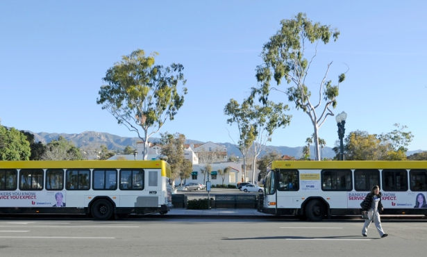 Free but More Limited Bus Service