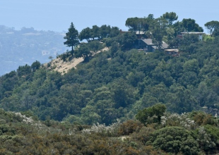 Santa Barbara County Fire Receives Quarter-Million for Brush Clearing