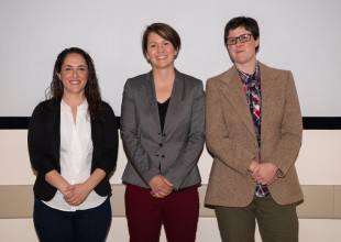 UCSB Grad Students Compete in Talk Fest