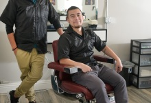 Imperial Barbershop Opens on State Street