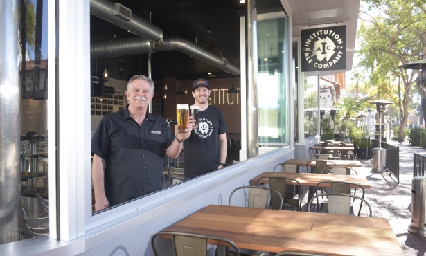 Institution Ales Now Pouring on State Street