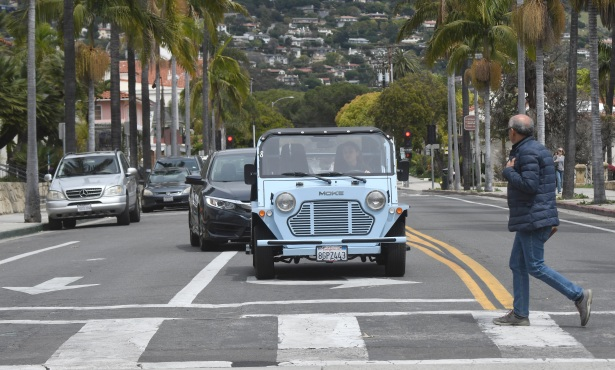 First Electric-Powered, Four-Wheel Rental Cruisers in Santa Barbara