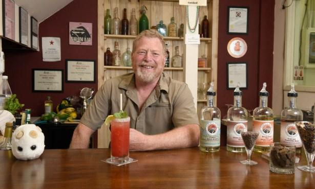 Liquor for Locavores