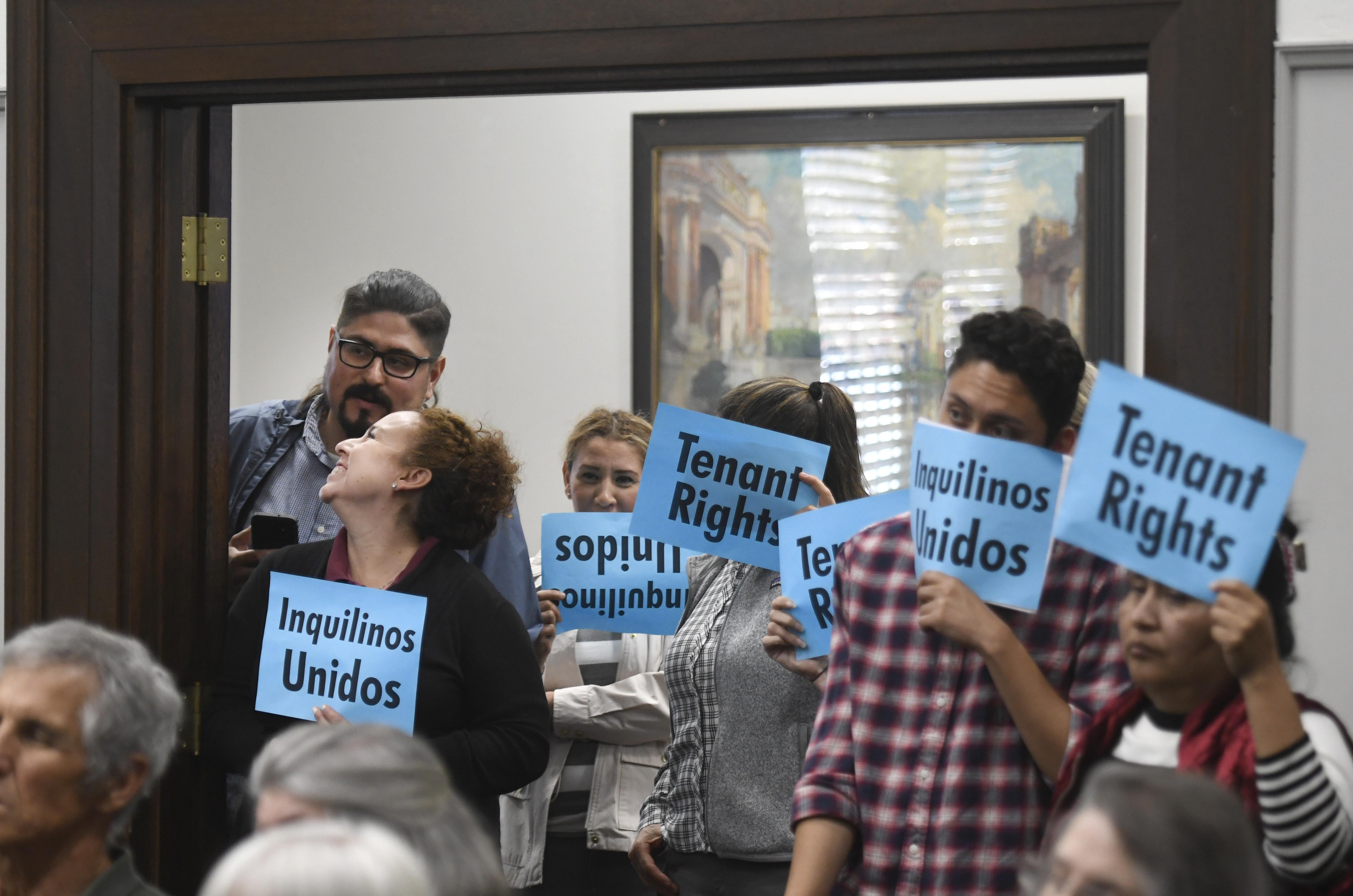Just-Cause Eviction Protection Passes Council - The Santa Barbara