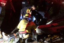 Man Falls from Isla Vista Cliff