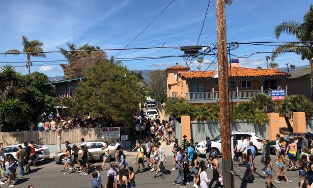 Out-of-Towners Accused of Crimes During Deltopia
