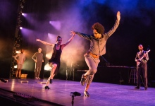 Dorrance Dance at the Granada