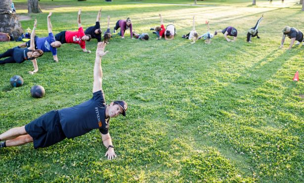 Weekly Workout Fundraises for Santa Barbara Nonprofits