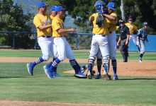 UCSB Holds on for 3-2 Victory  and Sweep of UC Irvine