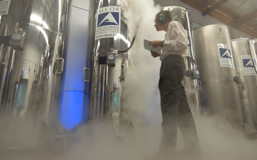 In Cryonics Lawsuit, Son Fights for Father's Frozen Head