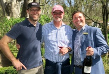 Wine Futures Event Benefits Vineyard Workers