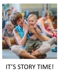 Wiggly Storytime