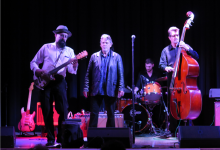 Mitch Kashmar and his all-star band West Coast Toast