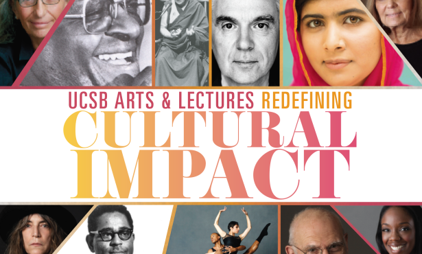 UCSB Arts & Lectures at 60