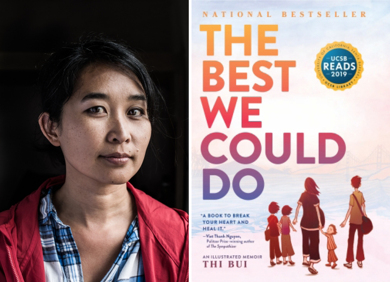 The Best We Could Do' Author Speaks at UCSB - The Santa Barbara ...