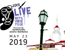 2019 LIVE Art & Wine Tour