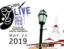 2019 LIVE Art & Wine Tour