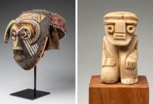 Sculptures on Display at SBMA