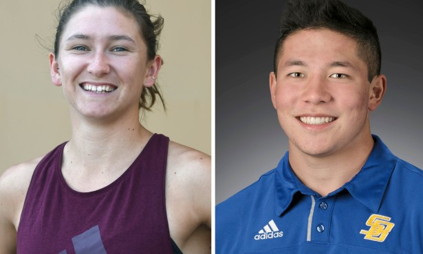 Athletes of the Week: Cade Pierson and Eric Yang