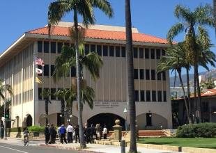 Bomb Threat at County Administration Building