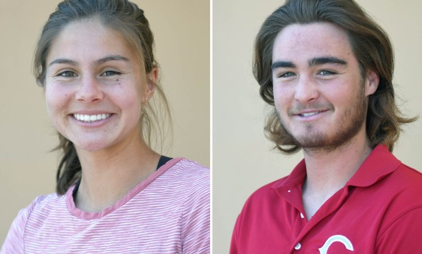 Athletes of the Week: Josie Morales and Chase Mayer