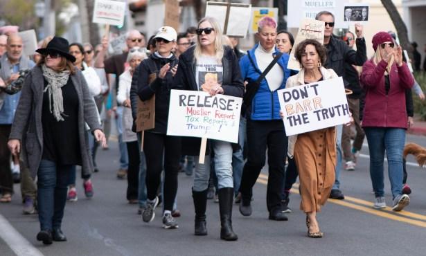 Santa Barbara Demands Full Release of Mueller Report