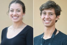 Athletes of the Week: Sierra Laughner and Will Rottman