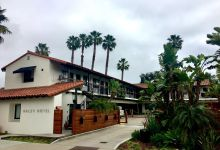Haley Hotel Is Smack in the Middle of Santa Barbara's Action