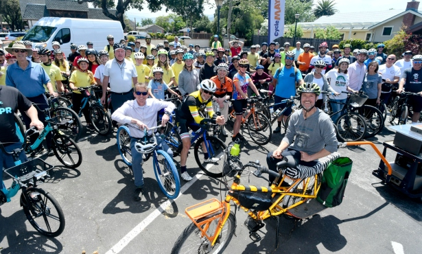 Santa Barbara Ranked Top Bike City in California