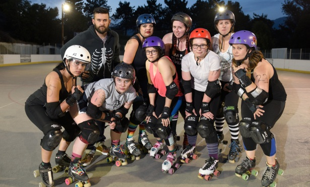 Meet the Mission City Brawlin' Betties