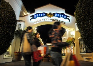 Paseo Nuevo Shopping Mall Hit with Triple Whammy