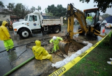 City of Santa Barbara Greatly Reduced Sewage Spills