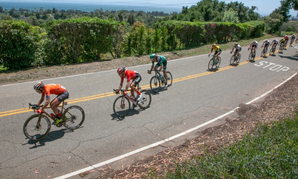 Amgen Tour Zips Through Santa Barbara