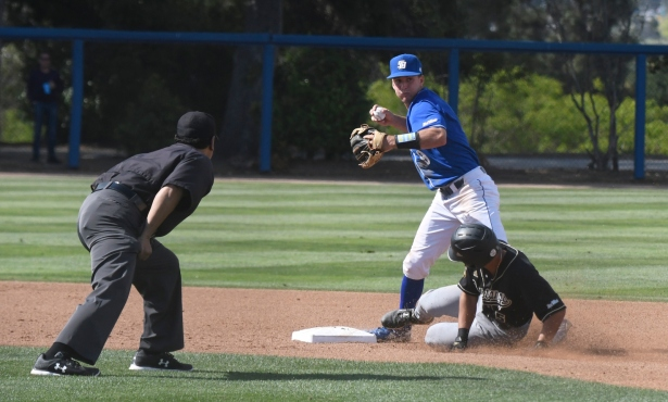 UCSB Baseball Cornered by Cal Poly
