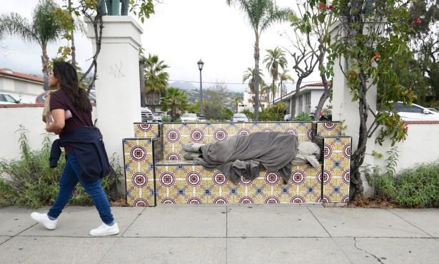 Good News and Bad for Santa Barbara City's Homeless People
