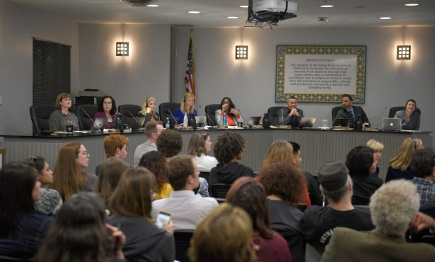 Fair Education vs. Just Communities Boils Over at School Board