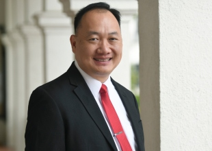 Denny Wei, the Eliot Ness of City Hall