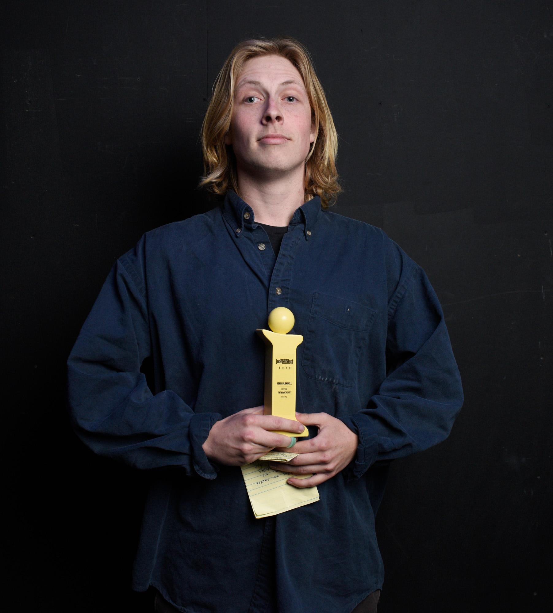 2019 Inday Award Winner