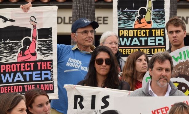 Chumash, ForestWatch, and Patagonia Come Out Against Trump Fracking Plan
