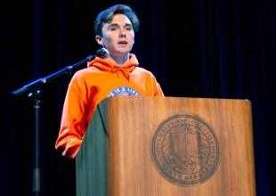 Parkland Survivor David Hogg Comes to UCSB