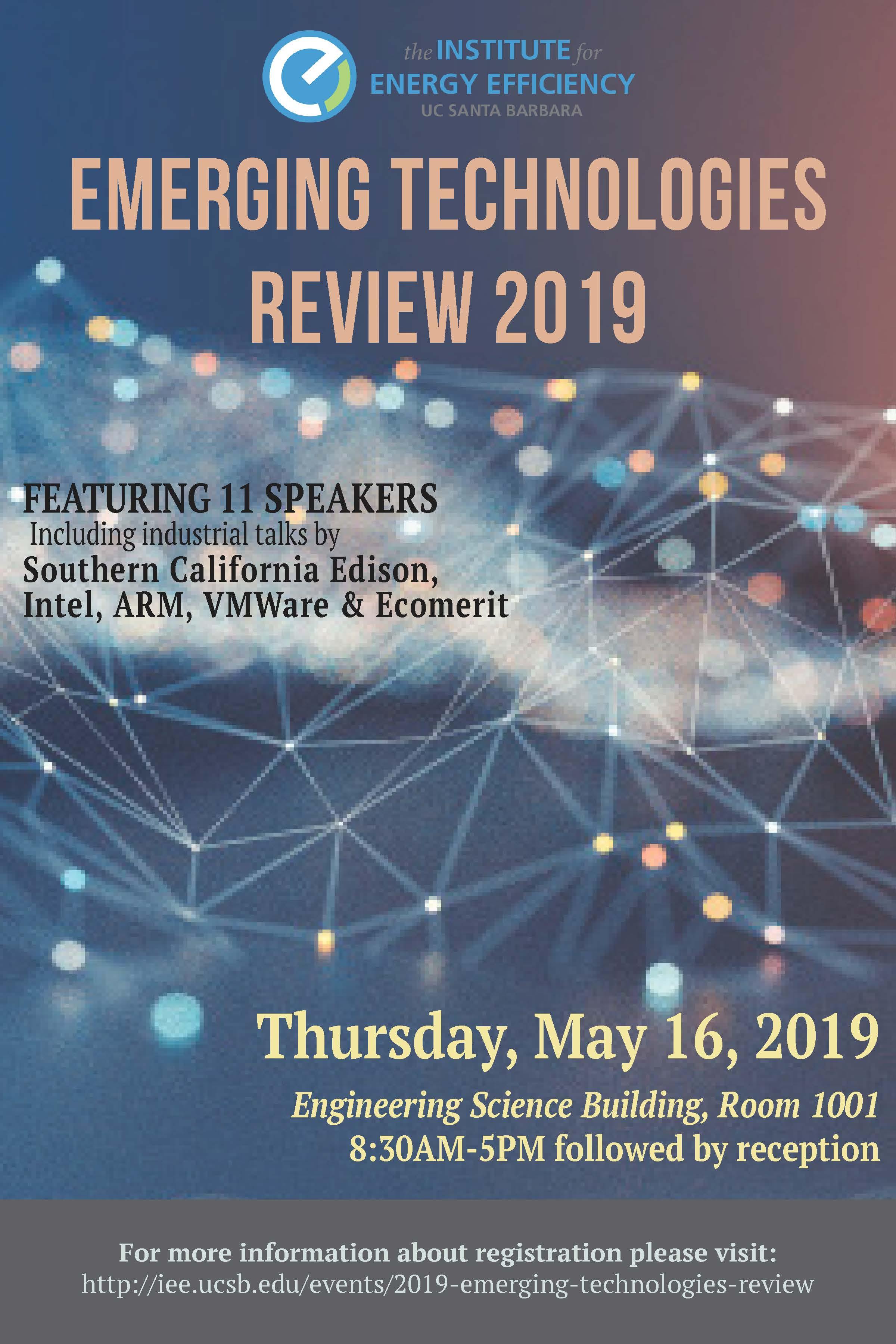 2019 emerging technologies review